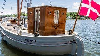 A Ship of Salvation: Gerda III at Mystic Seaport