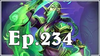 Funny And Lucky Moments - Hearthstone - Ep. 234