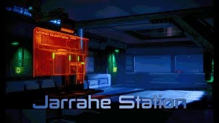 Mass Effect 2 - Jarrahe Station [with music] (1 Hour of Ambience)