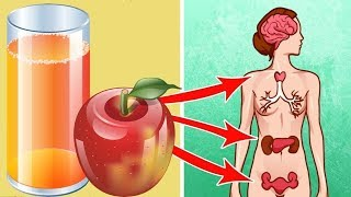See What Happens If You Drink A glass Of Apple Juice Everyday