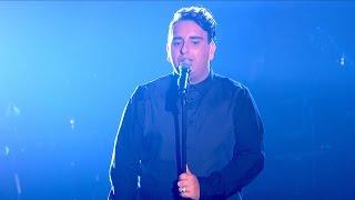 Vikesh Champaneri performs 'It's A Man's, Man's, Man's World': Knockout - The Voice UK 2015 - BBC