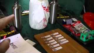 Lumberman2011 Giveaway WINNERS CONGRATS