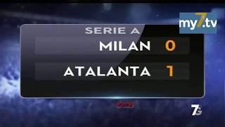 """DirettaStadio 7Gold Milan Atalanta 0-2 Tiziano Crudeli critico: """"Ma state a casa!""""."""