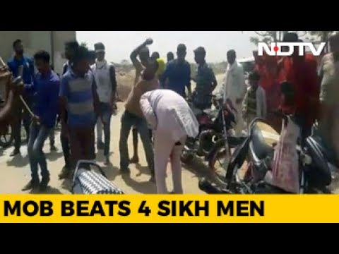 Xxx Mp4 4 Sikhs Beaten Up In Rajasthan Village Probe Ordered As Video Goes Viral 3gp Sex