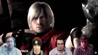 Death Battle - Dante vs. Bayonetta | DarkStar Reacts