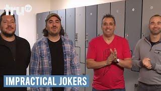 Impractical Jokers - Sal: Lap Pool Photographer (Punishment) | truTV