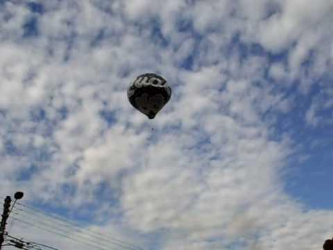 Resgate de balão