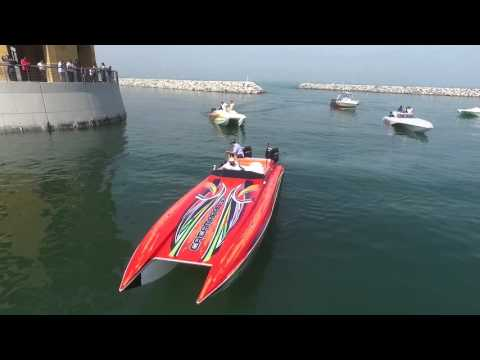 KUWAIT EXTREME POWERBOAT RUN 2016