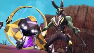 UltraLink İşgali: 2. Kısım | Episode 2 - Sezon 2 | Max Steel