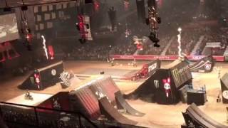 MASTERS OF DIRT-2017 great freestyle show
