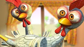 Turuleca The Chicken - Songs for kids, Children