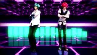【MMD】LUVORATORRRRRY! 【Mikuo & Luki】