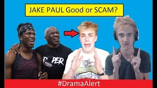 Jake Paul Good Guy or SCAM? #DramaAlert KSI & Mayweather, Sommer Ray, NINJA Fortnite GOD!