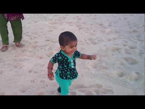 Saniha in Colachel Beach