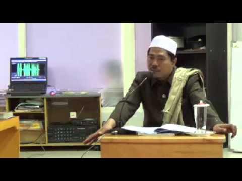 "Ust Fakhrudin Al Bantani kajian 20 sifat wajib Allah SWT "" Mukhalafatu lil hawaditsi"""