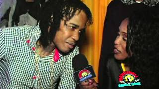 Gaza Tommy Lee interview @ Sting 30 With Host Diva Madonna