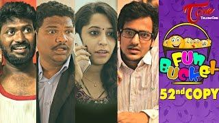 Fun Bucket | 52nd Copy | Funny Videos | by Harsha Annavarapu | #TeluguComedyWebSeries