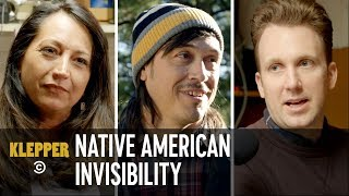 Why Are White People So Bad at Talking About Native Issues? - Klepper