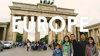 The Europe Adventure - 9 countries in 20 days