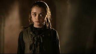 arya stark season 1 all scenes