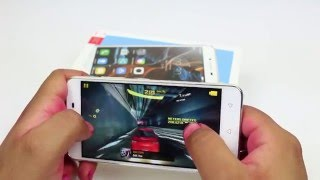 Hindi Lenovo Vibe K5 Plus | Game Test |