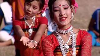 Bangladeshi pahari dance
