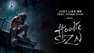 A Boogie Wit Da Hoodie - Just Like Me (feat. Young Thug) [Official Audio]