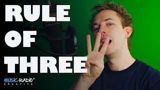 Rule Of Three For Radio Sweepers