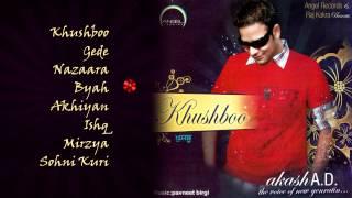 Khushboo - Video Jukebox - Akash A.D - Latest Punjabi Song 2014