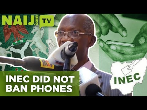 Xxx Mp4 Osun Election 2018 INEC Did Not Ban Use Of Phones At Polling Units Legit TV 3gp Sex