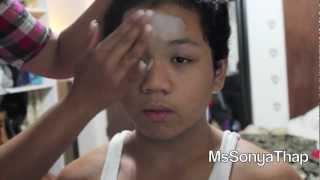 How to Apply Mena Lightening Cream