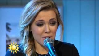 Rachel Platten - Stand By You (Nyhetsmorgon)