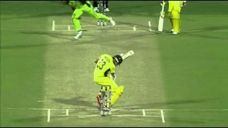 QF 3: AUS vs PAK: Shane Watson vs. Wahab Riaz . Watch ICC World Cup videos on starsports.com