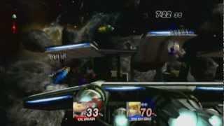 Nietono (Olimar) vs. quiKsilver (Zero Suit Samus)