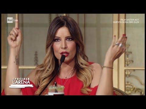 Xxx Mp4 Lo Scontro Storico Tra Alba Parietti E Selvaggia Lucarelli L'Arena 02 07 2017 3gp Sex