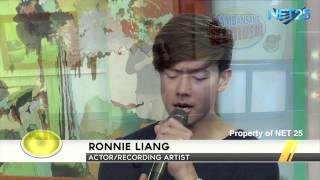 RONNIE LIANG NET25 PAMBANSANG ALMUSAL Guesting Part 1
