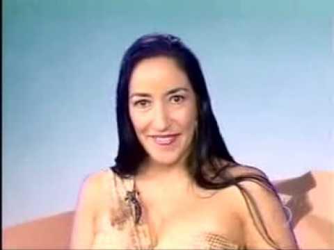 Aula de Dança do ventre na Tv com Suheil Shime e batida