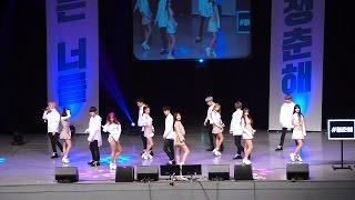 161026 Y틴(몬스타엑스 & 우주소녀) Y teen(MONSTA X & WJSN) - Do Better(두베러) @KT 청춘해 토크콘서트 [직캠/Fancam] By 벤뎅이