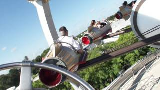 Walt Disney World Astro Orbiter HD-POV Magic Kingdom Florida