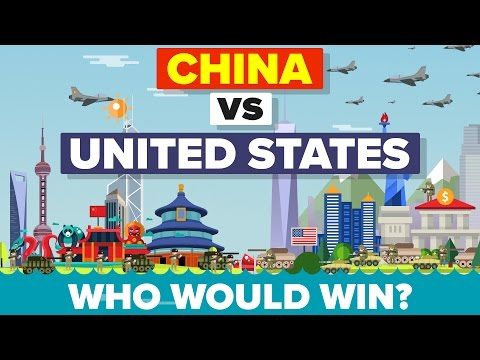 watch China vs United States (USA) 2016 - Who Would Win - Military Comparison 💣