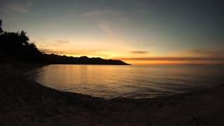 Australia Sunset Timelapse at Horseshoe Bay