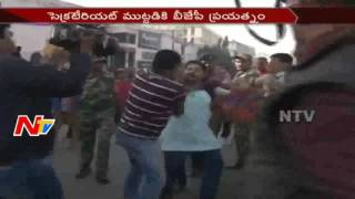 Fight Between BJP and BJD in Bandh || Odisha || NTV