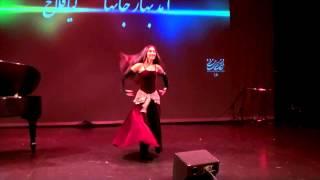 آمد بهار جانها رقص لیا فلاح -Dance By Lia Falah-HD