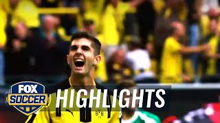 Christian Pulisic nominated for Europe