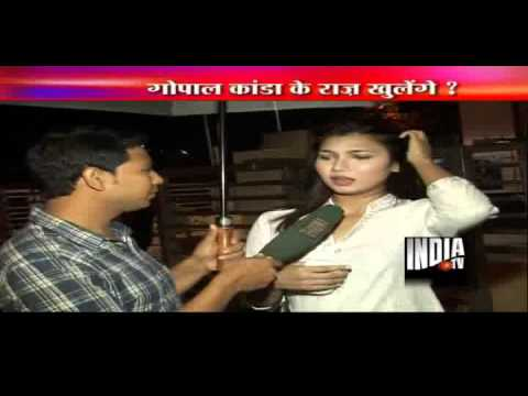 Geetika case: Starlet Nupur Mehta questioned
