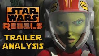 Star Wars Rebels Season 4 Trailer Breakdown