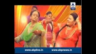 Dadi's special performance at Bulbul-Poorab's sangeet