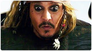 "PIRATES OF THE CARIBBEAN 5 ""Death"" Movie Clip + Trailer (2017) Johnny Depp Movie HD"