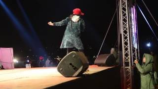 Fifi Cooper in Swaziland Hipnotik 2017