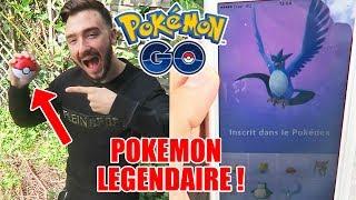 CAPTURE DE ARTIKODIN POKEMON GO LEGENDAIRE ! - Pokemon GO